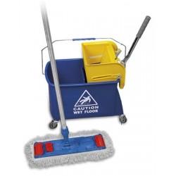 Profesionální úklidový mop set kompletní