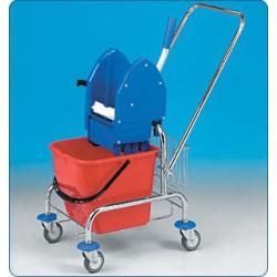 Úklidový vozík 1x17 l Clarol...